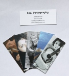 Ica Fotography Business Cards